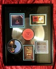 Willie Nelson Stardust 3-million/Grammy Platinum Record Award - His biggest, R