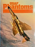 USAF Phantoms, Anthony Thornborough, Arms & Armour (UK), 1988, 1st Edition, NEW
