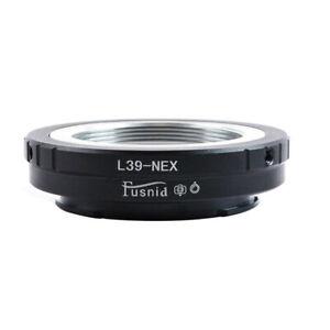 L39-NEX L39 M39 Mount Lens to E mount NEX 3 C3 5 5n 7 Adapter Ri*Z1NWAU