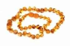 Amber Child Honey Necklace 36cm