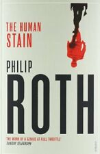 The Human Stain By Philip Roth. 9780099282198