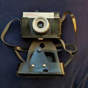 Smena 8M 35mm Film Camera - Soviet Union (USSR), 1982, Working, Barely Used