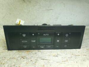 Audi A2 2002 Climate control unit module 8Z0820043 VIC3351