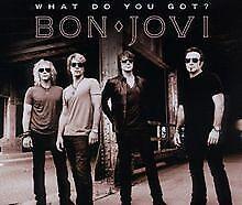 What Do You Got? (2-Track) von Bon Jovi | CD | Zustand sehr gut