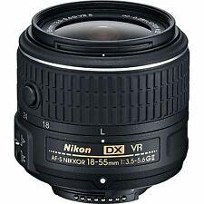 Nikon 2211 AF-S DX Nikkor 18-55mm f3.5-5.6 G VR II AFS Lens 18-55/3.5-5.6