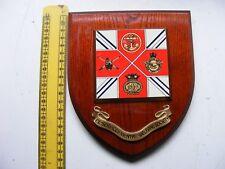 Giacobita//Clan//Viking SCUDO in legno con impugnatura in legno 32cm