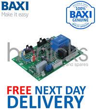 BAXI Combi Instant 105 ha un PCB Combi ECO IMU 30-34 5131265 Genuine Part * NUOVO *