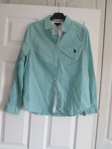 US Polo Assn Ladies Shirt Size L