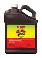 Hi-Yield  KILLZALL Quick  Weed and Grass Killer  RTU Liquid  1 gal.