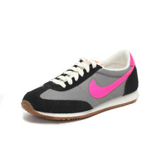 Nike Women's Oceania Textile Shoes - Grey/Black/Pink - UK 2.5 - New