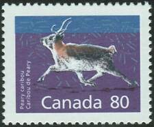Canada sc#1180 Wildlife - Mammals : Peary Caribou, Perf. 13.1, Mint-NH