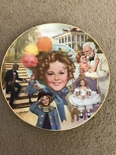 """Vintage 1985 """" The Little Colonel� Limited Edition Shirley Temple Classics #83"""