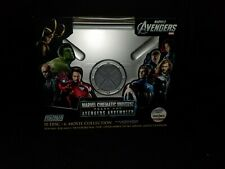 Marvel Cinematic Universe Phase One Blu Ray Box Set Briefcase Avengers Assembled