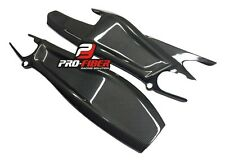 CARBON SWINGARM SWING ARM COVERS PROTECTORS KTM RC8 RC 8 made by PRO-FIBER