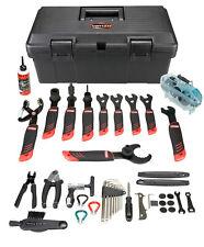VENZO Complete Bike Bicycle Professional Repair Tools Tool Kit Set