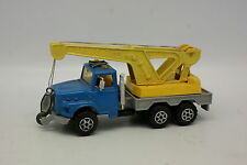 Majorette 1/55 - Camion Grue