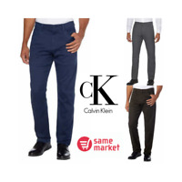 NEW!!! Calvin Klein Men's Stretch Straight Leg 5 Pockets Pants Jeans VARIETY!!!
