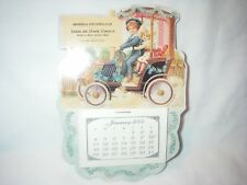 MINI MAGNETIC CALENDAR GALLERY GRAPHICS 2004 BIDORINI & FONTANELLA BAKERY CONN.