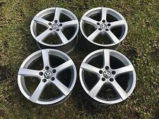 "2010 17"" Volkswagen Jetta Golf GTI Rabbit oem Alloy factory Wheels Rims  05 - 15"
