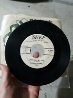Scarce R&B Soul - Danny Overbea - Shep 101 - With All My Soul / Like Crazy