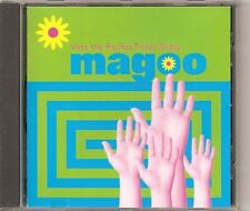 MAGOO Vote The Pacifist Ticket Today  CD CHEMIKAL U. *