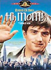 Hi, Mom! Dvd New Sealed Robert Deniro Brian DePalma Free Shipping Available