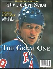 Wayne Gretzky  1999 Hockey News - Collector's Edition - A Legend In Our Time