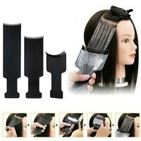 Salon Hairdressing Hair Dye Tinting Coloring Board Comb Highlighting Dyeing Tool