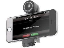 PEARL Kfz-Universal-Smartphone-Halterung für Lüftungsgitter, 52-90 cm Breite