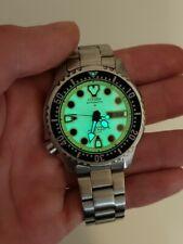 "Citizen Promaster Full Lume NY0040-50W ""Leuchtkeks"" Automatik Uhr GN-4-S"