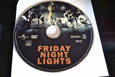 Friday Night Lights (DVD, 2005, Widescreen)Disc only Free Shipping