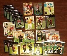 Tampa Bay Buccaneers NFL Football Card Rookie Lot Mike Alstott Derrick Brooks