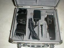 Conair Rechargeable Cordless Electric Hair Trimmer Clipper Kit HC230SR in Case