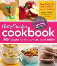 Betty Crocker Cookbook: 1500 Recipes for the Way You Cook Today (Loose-Leaf Book