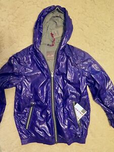 Original Duvetica Alete Glanz Windbreaker + L52 NEU + Shiny nylon jacket Anorak