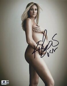 Kerri Walsh authentic signed autographed 8x10 photograph GA COA