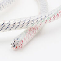 Audio 7N copper Wire Silver Plated DIY Custom 7/ 9/ 12 core  power cable HIFI