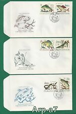 (Fc1132) Czechoslovakia Fdc- First Day Cover 1966 World Championships in fishing