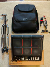 Roland SPD-SX Sampling Drum Pad with Optional Backpack/Stand & Original Box