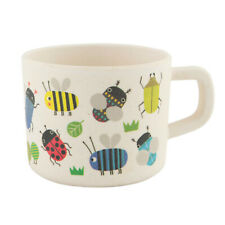 Sass & Belle Eco Friendly Bamboo Kids Boys Girls Busy Bugs Mug Cup ZOE007