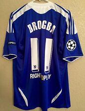 Chelsea England Drogba Shirt Lg Uefa Champions League Jersey Adidas