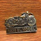 1936 OHV Knucklehead Belt Buckle for Harley Rider