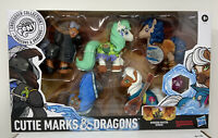 Hasbro My Little Pony x Dungeons & Dragons Crossover Collection Cutie Marks