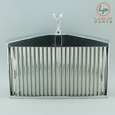 ROLLS-ROYCE 1986 SILVER SPUR FRONT RADIATOR GRILL GRILLE W/ FLYING LADY