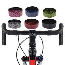 Bicycle Bar Tape Handle Wrap 2PCS w//Plugs ABSOAR Cycling Camouflage Series Road Bike Handlebar Tape