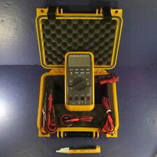 Fluke 88 Automotive Meter, Excellent, Screen Protector, Hard Case