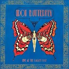 Live at the Galaxy, LA, July 1967 by Iron Butterfly (Vinyl, May-2014, Cleopatra)