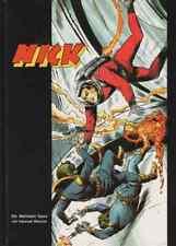Nick, Ein Weltraum-Epos von Hansrudi Wäscher, Nr. 15 (1982), Hardcover-Comic
