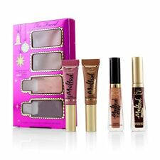Too Faced Under The Kissletoe The Ultimate Liquified Lipstick Set 4pcs 4pcs