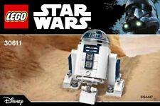 Lego Star Wars R2-D2 30611 Sac en Plastique Neuf Emballé